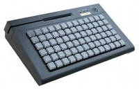 POS-клавиатура SPARK-KB-2078.2P + MSR