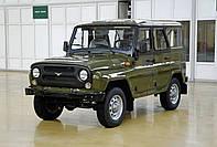 Стекло ветровое (лобовое) УАЗ 469