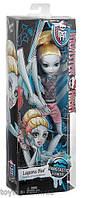 Monster High Fangtastic Fitness Lagoona Blue Doll