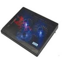 Подставка для ноутбука с охлаждением F3 A500, настольная подставка под ноутбук