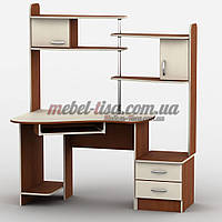 Компьютерный стол прямой с надстройкой Тиса-9, фото 1