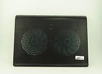 Охлаждающая подставка для ноутбука с подсветкой F8 A400, настольная подставка под ноутбук