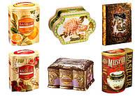 Чай в подарункових упаковках