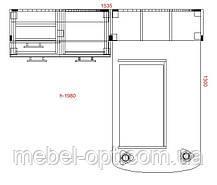 Компьютерный стол СК-17, фото 3