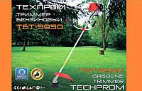 Бензокоса Техпром ТБТ-5950 (3 ножа; 1 паук; 1 леска) SVT