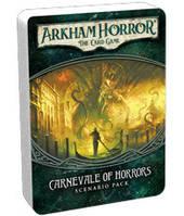 Ужас Аркхема. Карточная игра Карнавал Ужасов (Arkham Horror: Card Game Carnevale of Horrors) настольная игра