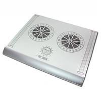 Подставка для ноутбука с охлаждением Zodiac A100, usb подставка под ноутбук
