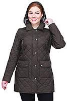 Куртка женская утеплена легким синтепоном