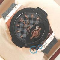 Наручные часы Hublot Geneve Black/Pink gold