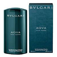 Гель для душа Aqua Bvlgari 200мл