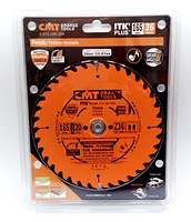 Пильный диск СМТ 272.165.36H (165x20x36Z) Для аккумуляторных и электропил