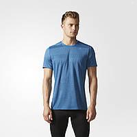 Беговая футболка мужская Adidas SUPERNOVA S97944 - 2017
