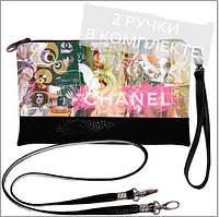 Женская сумочка-клатч Chanel .