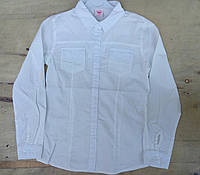 Рубашка для девочки.  Размеры: 134,140,146,152