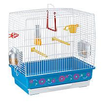 Ferplast Rekord 2 Decor Клетка для маленьких птиц с рисунком