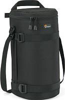 Чехол для объектива Lowepro Lens Case 13x32 см Black