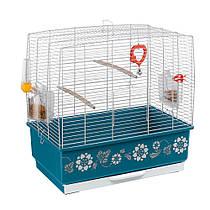 Ferplast Rekord 3 Decor Клетка для маленьких птиц с рисунком