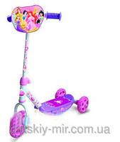 Самокат трехколесный Disney Princess Smoby (Дисней Принцесса Смоби)