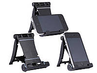 Подставка для телефона и планшета LS-12, универсальная подставка держатель