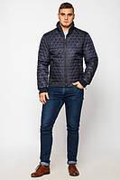 Мужская куртка стеганая весна, фото 1
