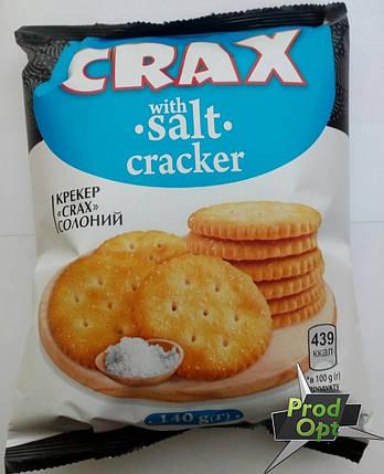 Крекер з сілью CRAX 140 г, фото 2