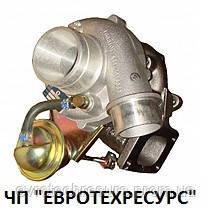 Турбокомпрессор Iveco Daily 2.8 TD
