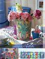 Лоскутное шитье. Цветы