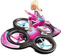 Кукла Барби на летающем ховерборде