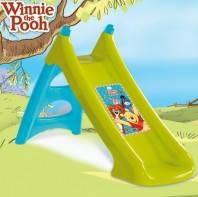Детская Горка с водным эффектом Winnie The Pooh Smoby