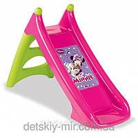 Детская Горка с водным эффектом Minnie Mouse XS Smoby