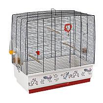 Ferplast Rekord 4 Decor Клетка для маленьких птиц с рисунком