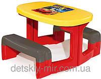 Детский Столик для Пикника Cars Smoby