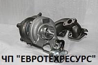 Турбина / ISUZU 4HG1-T / Автобус Богдан А-092 / ISUZU NQR71 / 4.6 TDI