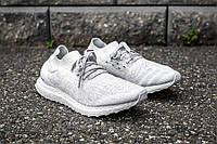 Кроссовки мужские Adidas Ultra Boost Uncaged white-grey, фото 1