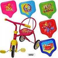 "Велосипед 3-х колес 0202 ""Малятко"","