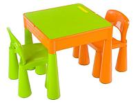 Детский комплект мебели TEGA MAMUT  стол +2 стульчика
