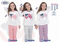 Пижама для девочки BAYKAR (3-6)