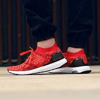 Кроссовки мужские Adidas Ultra Boost Uncaged red, фото 1