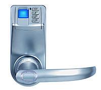 Электромеханический основной биометрический замок на отпечатках пальцев DIY-3398 ADEL