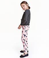 Брюки-трегинсы для девочек фирма H&M