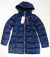 Весенняя подростковая куртка на девочку