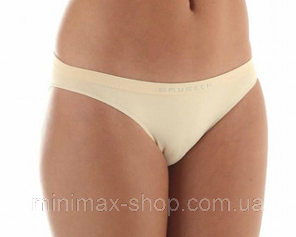 Трусики женские Бесшовные Bikini BI10020 BRUBECK