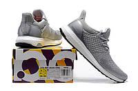 Кроссовки мужские Adidas Ultra Boost Uncaged Hypebeast grey, фото 1