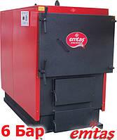 Твердотопливный котел  ЕКЗG-500 Emtas, 581 кВт, 6 Бар