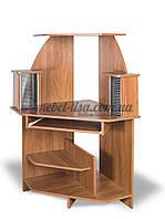 Компьютерный стол СК-71 (орех лесной)
