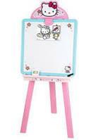 Двухсторонний Мольберт Hello Kitty Smoby 28033