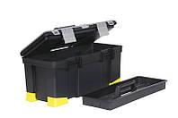 Ящики для инструмента Ящик инструментальный  Classic Stanley  с органайзером и алюминиевыми замками 55,6 X 25,7 X 24,8см