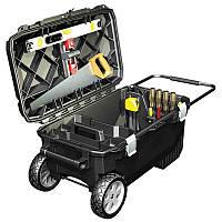 Ящики для инструмента Ящик пластмассовый с колесами  FatMax® ProMobile JobChest™ , 113 литров, (91 X 51.6 X 43.1см)