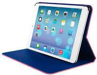 Чехол Trust UAeroo Ultrathin Folio Stand for iPad Air Pink/Blue