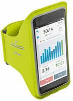 Спортивный чехол-повязка Trust UR BRACUS Sport Arm Band Lime green